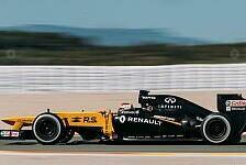 Renault: Robert Kubica trotz Test kein Palmer-Ersatz für 2017