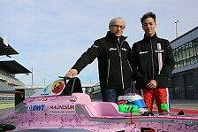 Mücke Motorsport verstärkt sich mit britischem Talent Olli Caldwell