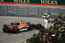 McLaren und Honda: Es riecht nach Trennung