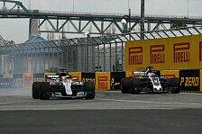 Wegen Hamilton: Wolff geht auf Grosjean los