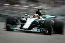 Mercedes-Pilot Lewis Hamilton: Schnellste Rennrunde in Kanada mit Hintergedanken