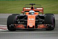 Formel 1 - Platz 12: Alonso zurück im F1-Alltag