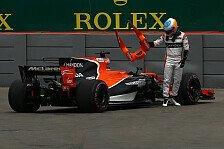 McLaren: Strafen-Festival in Baku