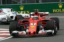 Felipe Massa warnt Kimi Räikkönen: Bei Ferrari werden 'Dinge' passieren ...