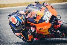 KTM-Warnschuss für Bradley Smith: Er muss sich steigern