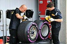 Reifen 2018: Deadline für Pirelli rückt näher