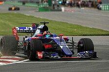Kvyat vs. Sainz: Ärger um Qualifying-Taktik! Droht Teamfehde bei Toro Rosso?
