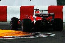 3. Training in Kanada: Vettel übernimmt die Spitze
