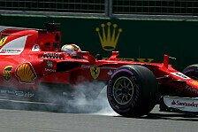 Vettels Spezial-Qualifying-Taktik geht nicht auf