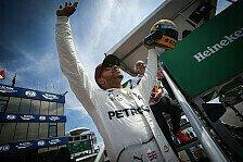 Senna-Rekord geknackt: Hamilton will noch mehr
