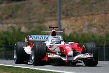 Formel 1 - Bilderserie: Malaysia GP - Malaysia GP: Der Sonntag