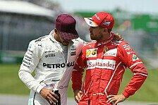 Favoritencheck: Duell Hamilton vs. Vettel um Sieg