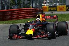 Formel 1, Red Bull: Glückskind Daniel Ricciardo und Unglücksrabe Max Verstappen
