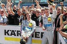ADAC GT Masters - Podium für DTM-Pilot Auer auf dem Red Bull Ring