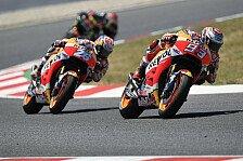 MotoGP Barcelona: Elektronik-Problem bremst Marquez aus