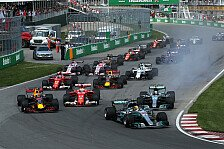 Kanada GP: Hamilton siegt, Vettel nur Vierter