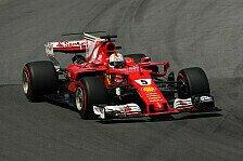 Formel 1 - Video: Ferrari zeigt: So beansprucht Baku das Auto