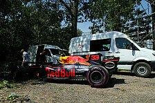 Formel 1: Max Verstappen sorgt sich um die Konkurrenzfähigkeit von Red Bull 2018