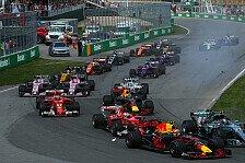 Formel 1 2018: Pirelli bestimmt Hypersoft-Reifen für Kanada