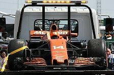 McLaren vor dem F1-Rennen in Baku: Was passiert beim nächsten Honda-Horror?