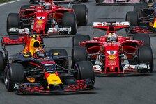 Doppeltes Vettel-Pech: Verstappen ruiniert Rennen