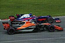 Formel 1 2018: McLaren will den Renault-Motor von Toro Rosso