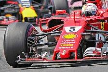 Schlampige Ferrari-Analyse kostet Vettel Podium