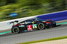 ADAC GT Masters - Red Bull Ring: Marschall zweitschnellster Audi