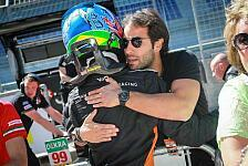 ADAC Kart Masters - Ex-Formel-1-Pilot startet im ADAC Kart Masters