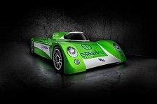 Le Mans voll elektrisch: Briten basteln an LMP1-Projekt