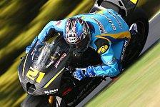 MotoGP - Hopkins hat den Schmerz verbissen