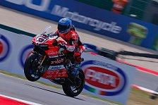 WSBK-Ticker: Das Italien-Wochenende der Superbike-Weltmeisterschaft in Misano