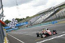 Max Günther feiert dritten Saisonsieg in Ungarn