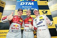 DTM - Bilder: Hungaroring - Sonntag