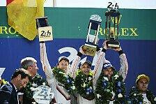 24 h von Le Mans - Bilder: 24 Stunden von Le Mans - Die besten Bilder vom Rennen