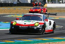 24 h von Le Mans 2018: Porsche mit Rekordaufgebot in der GTE