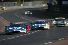 24 h von Le Mans - Kein Happy End für Chip Ganassi-Pilot Stefan Mücke