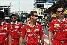 Vettel: Ferraris Verdienst größer als von Mercedes