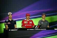 Formel 1 - Bilder: Aserbaidschan GP - Donnerstag