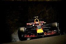 Max Verstappen trotz Doppel-Bestzeit in Baku: War nicht das Maximum für Red Bull