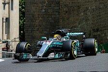 Live-Ticker Aserbaidschan GP: Samstag in Baku
