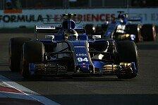 Marcus Ericsson: Hatte die gleiche Pace wie Pascal Wehrlein