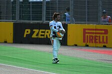 Neue Teile für Alonso: Nächster Ausfall in Baku