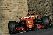 McLaren trotz ersten Punkten in Baku: Es ist schmerzhafter denn je