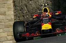 Max Verstappen in Baku: Technik-Wirrwarr bei Red Bull verdirbt Qualifying