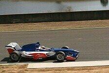A1GP - 3. Training in Brands Hatch