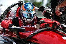 Robert Wickens über seinen verrückten Indycar-Trip