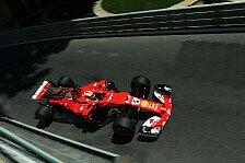 Qualifying-Flop für Sebastian Vettel in Baku: Wie sich Ferrari verzettelte
