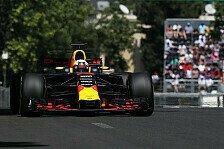 Live-Ticker Aserbaidschan GP: Sonntag in Baku