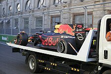 Ricciardo nach Baku-Crash: Deshalb mag ich Straßenkurse